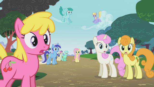 File:Twilight Sparkle shouts listen up S1E07.png