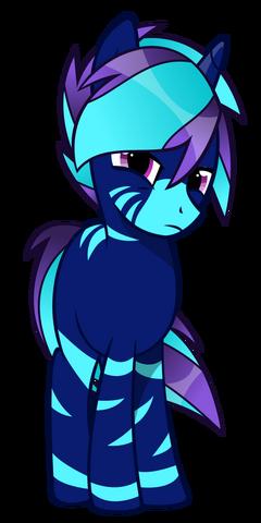 File:FANMADE Cute Blue Shuffle.png
