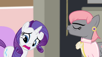 Rarity 'uh...' S4E08