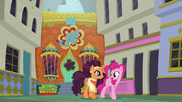 "File:Pinkie ""not like all of those stuffy places"" S6E12.png"