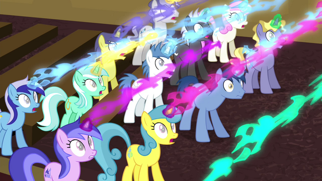 File:Unicorns being drained of magic S4E25.png