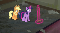 "Twilight ""Well, sweeping can be fun, too"" S6E9"