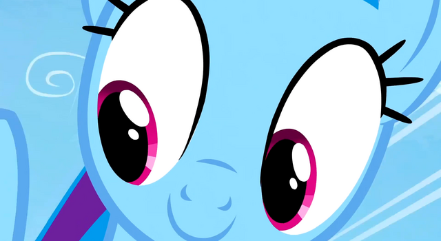 File:Close look of Rainbow Dash smiling S3E12.png