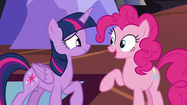 "File:Pinkie ""tell those butterflies"" S5E11.png"