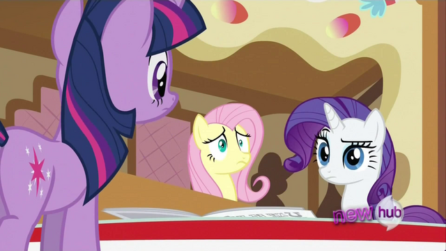 File:Fluttershy embarrassed S2E23.png