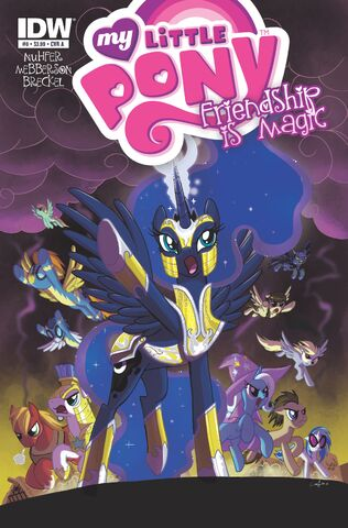 File:My Little Pony comic issue 8 cover A.jpg