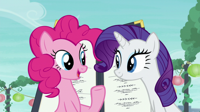 "File:Pinkie ""I could practically smell it from here!"" S6E3.png"