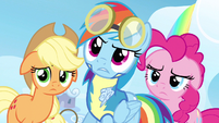 Rainbow Dash you're right S3E7