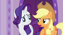 """Applejack """"I came here to have a steam"""" S6E10"""