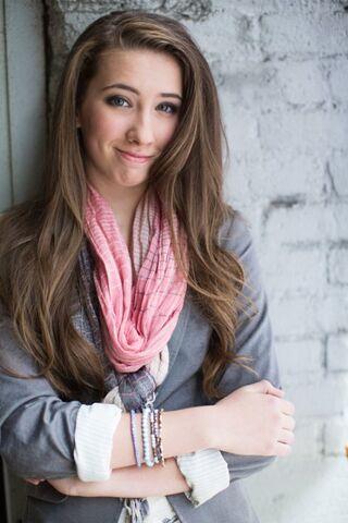 File:Michelle Creber 2013 profile.jpg