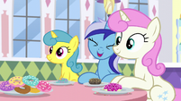 """Minuette """"Or she's coming over here!"""" S5E12"""