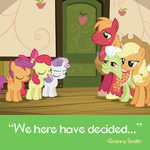 Twitter promo Somepony to Watch Over Me