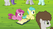 Foals hear Diamond Tiara S4E15