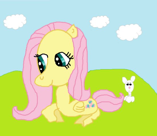 File:FANMADE Fluttershy2.png