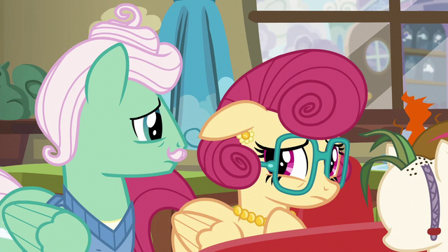 File:Mr. and Mrs. Shy feeling embarrassed S6E11.png