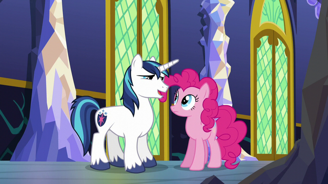"File:Shining Armor ""we have something special planned"" S5E19.png"