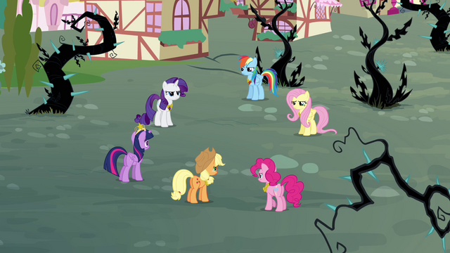 File:Twilight and friends stand in a circle S4E01.png