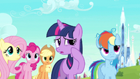 Twilight aren't you S3E12