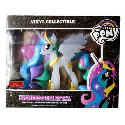 File:Funko Princess Celestia glitter vinyl figurine packaging.jpg