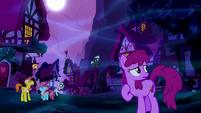 Ponies in dream Ponyville S5E13
