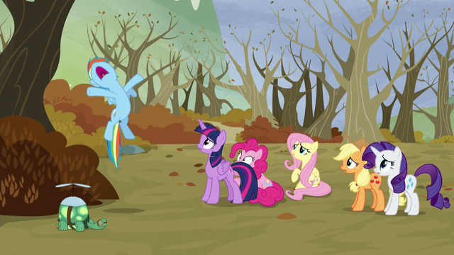 """File:Rainbow """"And I am not angry!"""" S5E5.png"""