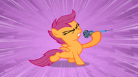 Scootaloo rock on! S1E18