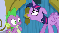 """Twilight """"probably been suffering ever since I left"""" S5E12"""