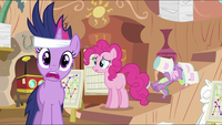 Twilight mouth open S2E20