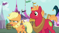 "Applejack ""you don't ever have to listen to anypony else"" S6E23"