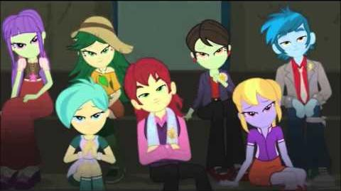 Arabic Equestria Girls Rainbow Rocks - Under Our Spell