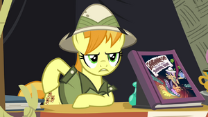 Daring Do collector refuses to trade S4E22
