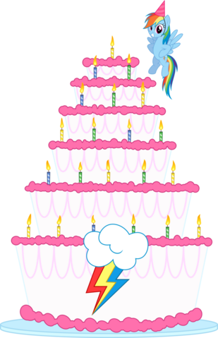 File:FANMADE RD Birthday Cake by gezawatt-d750v4g.png