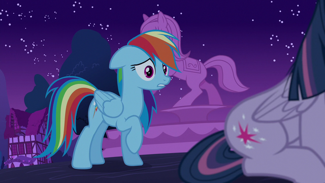 "File:Rainbow Dash ""may have something to do with"" S6E15.png"