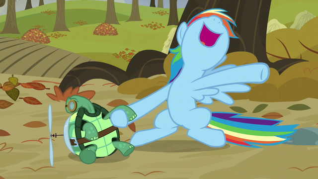 "File:Rainbow sings ""So I will not be alone"" S5E5.png"