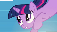 Twilight 'If the Crystal Ponies find out' S3E2