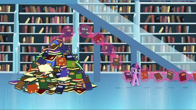 File:Twilight looks at all those books S3E1.png