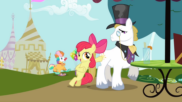 File:Apple Bloom and Snobby Stallion S2E17.png