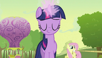 Twilight about to restore Rainbow Dash S2E02