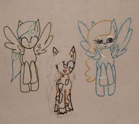 File:FANMADE OC family Shimmering Star, Summer Breeze, and Canopy.jpg
