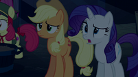 "Rarity ""what are you saying?"" S6E15"
