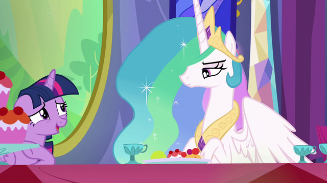 File:Twilight backing away from Celestia S6E6.png