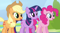 Twilight perfect news S3E7