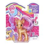 Explore Equestria Pretzel translucent doll packaging