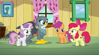 """Apple Bloom """"dedicatin' your life to helpin' others"""" S6E19"""