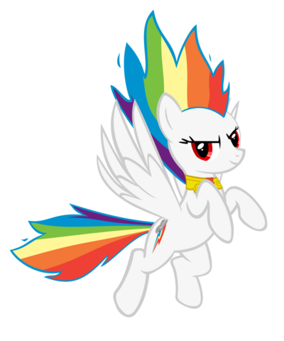 File:FANMADE Super Rainbow Dash by geogo999.png