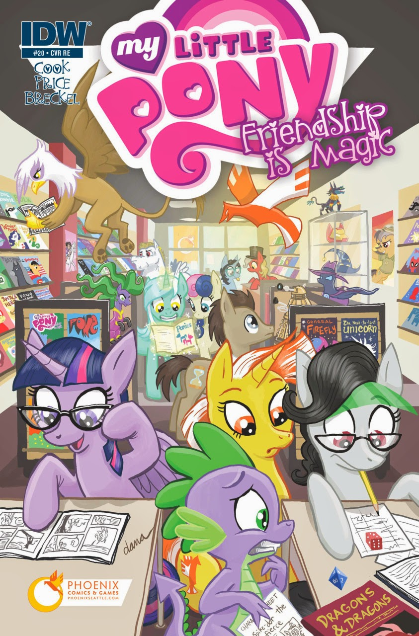 My little pony friendship is magic cover something is