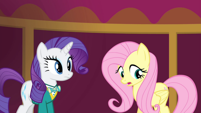 File:Fluttershy 'we wouldn't want to disappoint' S4E14.png