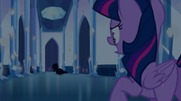 "Twilight cries ""stop! thief!"" EG"