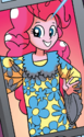 EGHS Pinkie outrageous outfit