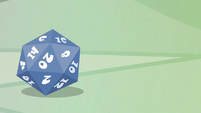 Multi-sided dice rolling S6E17
